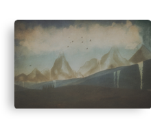 Tales from Ithilien Canvas Print