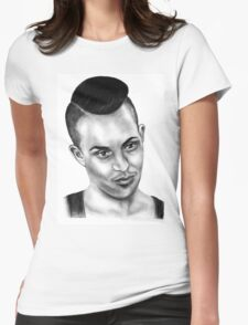 TOWIE'S Bobby Norris Womens Fitted T-Shirt