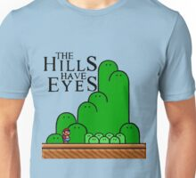 The Hills Have Eyes Mario Unisex T-Shirt