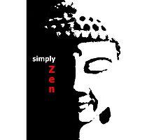 Simply Zen 2 Photographic Print