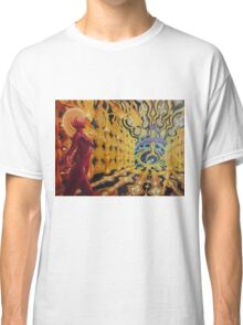 Vision of the fourth dimension Classic T-Shirt