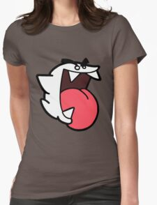Boo You Very Much Womens Fitted T-Shirt