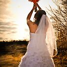 Glowing bride by redhairedgirl