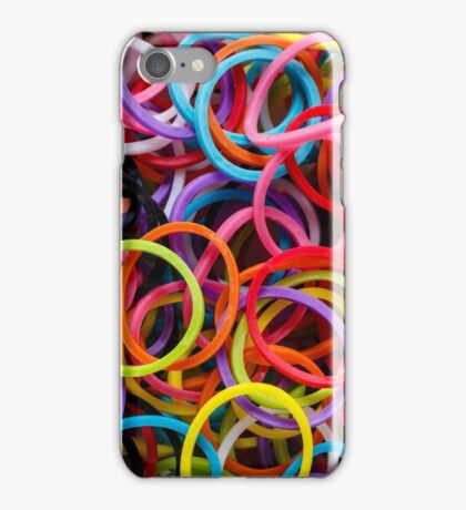 Rubber Bands 2 iPhone Case/Skin
