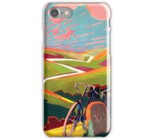 Cycling iPhone Case/Skin