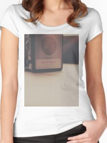 Brownie Women's Fitted Scoop T-Shirt