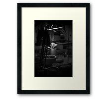 The Potter Framed Print