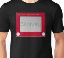 Sketchy (I'm Sketchy Alternate) Unisex T-Shirt