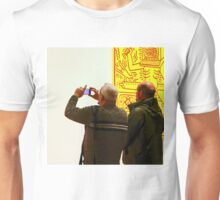The White Wall Unisex T-Shirt