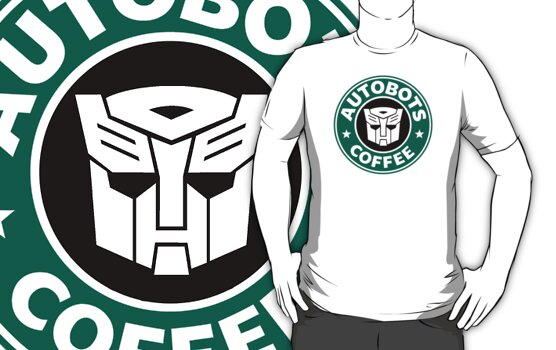 Autobots Coffee by semperone