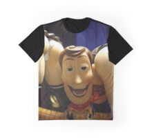 Naughty Woody Graphic T-Shirt
