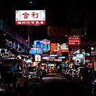 Neon by cyasick