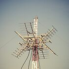 Radio Antenna by cyasick