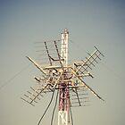 Radio Antenna by cyasick