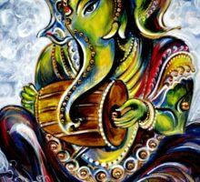 Ganesha 1 Sticker