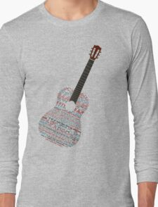 Like a Rolling Stone - Bob Dylan Long Sleeve T-Shirt