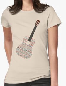 Like a Rolling Stone - Bob Dylan Womens Fitted T-Shirt