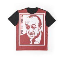 MONGI SLIM Graphic T-Shirt