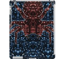 Kaleidoscopic Funnel Web - 01  iPad Case/Skin