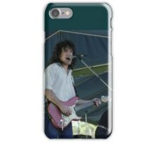 Cold Chisel - Ian Moss, North Sydney 1978 iPhone Case/Skin