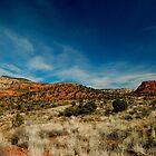 Sedona Rocks by cyasick