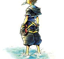 Kingdom Hearts by Fudgepops