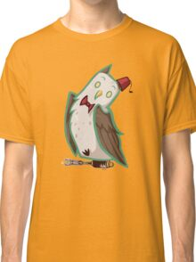 The Eleventh Who Classic T-Shirt