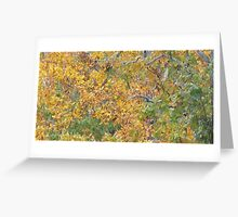 Forest Impression Greeting Card