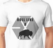 EXO - ROLL LIKE A BUFFALO Unisex T-Shirt