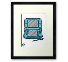 Handheld Console #03 Framed Print