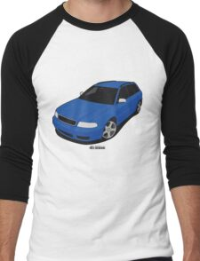 Audi B5 S4 Avant Men's Baseball ¾ T-Shirt