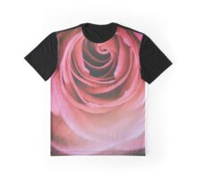 Rose Faded Graphic T-Shirt