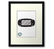 Handheld Console #02  Framed Print
