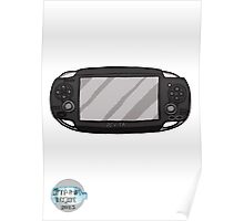 Handheld Console #02  Poster