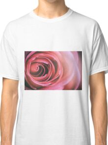 Rose Faded Classic T-Shirt