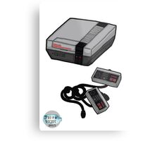 Videogame console #4 Metal Print
