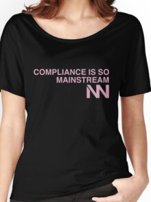 Compliance Women's Relaxed Fit T-Shirt