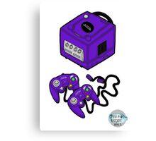 Videogame console #2 Canvas Print