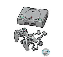 Videogame console Photographic Print