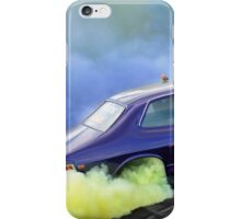 ILURVIT Asponats Burnout iPhone Case/Skin
