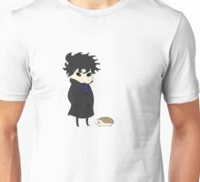 A Detective and His Hedgehog Unisex T-Shirt