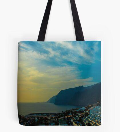 Los Gigantes, Tenerife Tote Bag