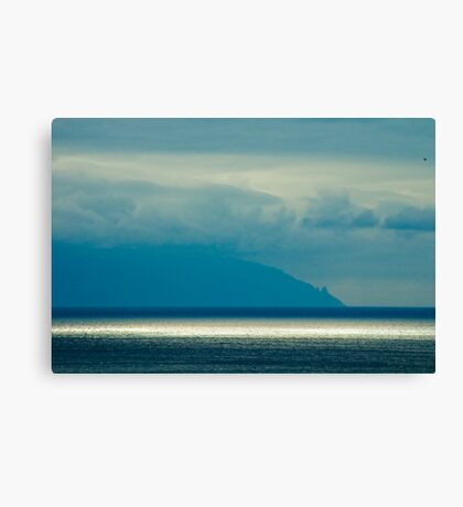 Los Gigantes, Tenerife Canvas Print