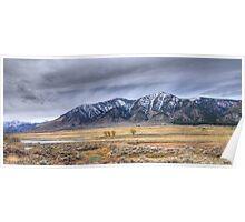 Jacks Valley, Nevada Poster