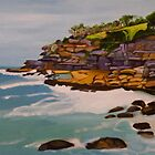 South Bondi by Lynette Leftwich