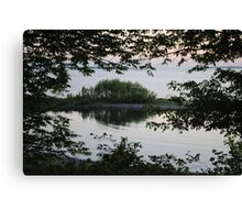Frog Hollow Canvas Print
