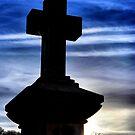 The Cross - Hill End NSW Australia by Bev Woodman