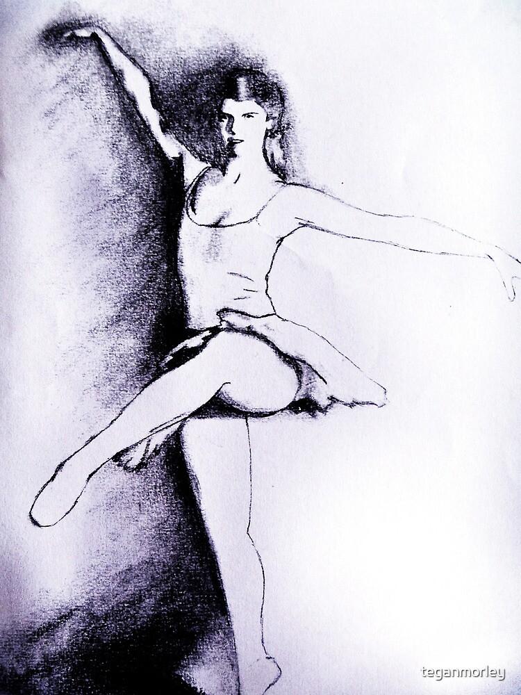 Ballerina by teganmorley