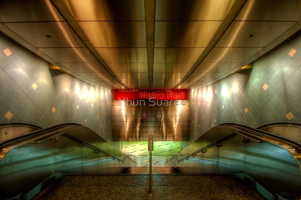 Digital Underground by Yhun Suarez