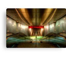 Digital Underground Canvas Print